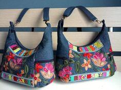 Best 12 Pin by Ancsa Bánócziné on Táskák Diy Bags Patterns, Purse Patterns, Quilted Handbags, Quilted Bag, Handmade Handbags, Handmade Bags, Bag Pattern Free, Boho Bags, Patchwork Bags