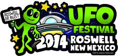 Official UFO Festival Roswell Website