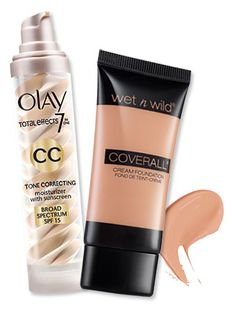 CC Creams: The New Beauty Must-Have? : InStyle.com What's Right Now