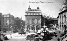 Piccadily Circus, London