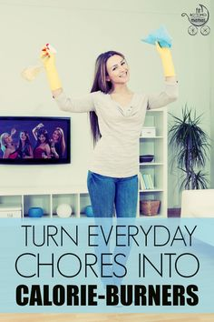 How everyday chores can get you feeling the burn—talk about multitasking! | Fit Bottomed Mamas