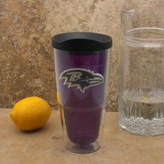 NFL Tervis Tumbler Baltimore Ravens 24oz. Color Tumbler Pro with Travel Lid by Tervis Tumbler. $23.95. Tervis Tumbler Baltimore Ravens 24oz. Color Tumbler Pro with Travel LidDo not microwave lidOfficially licensed NFL productMade of durable plasticDishwasher safeHolds approximately 24 ouncesReduces condensationLid is dishwasher safe, top rack onlySnap on lid with slide tab closureEmbroidered logo patchLifetime guaranteeMade in the USADouble wall insulation kee...