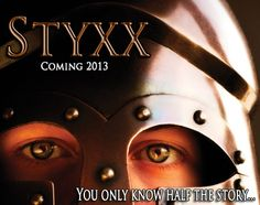 OMG OMG OMG Promo for Styxx's book - Dark Hunter / Sherrilyn Kenyon