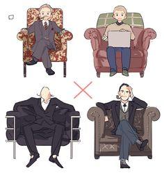 Sherlock: The Abominable Bride Sherlock Fandom, Sherlock John, Sherlock Holmes John Watson, Johnlock, Sarah Andersen, Mundo Comic, Marvel, Moriarty, Baker Street