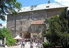Houska Castle, known locally as the Gates to Hell in the Czech Republic it is thought to be one of the most haunted locations in the world. ...