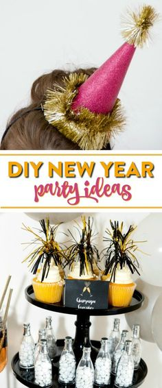 Everyone shouldenjoy the party, even the host, and this list is full of fun and easyDIY New Year Party Ideas to help you save time and money.