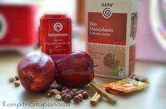 Früchtebrot Rezept in meinem Blog!