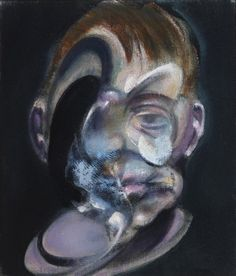Francis Bacon—Self Portrait, 1973. © The Estate of Francis Bacon. All rights reserved. DACS 2013.