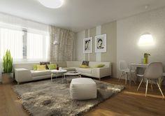 přírodní tapety v obývacím pokoji - Hledat Googlem