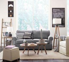 Pottery Barnu0027s Clever New Furniture Collection Will Save You Tons Of Space  | Finally, Furniture And Save$$$