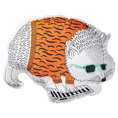 49 Ikea Products Almost As Good As The Meatballs #refinery29  http://www.refinery29.com/ikea-furniture#slide-11  Add some whimsy to your living space with this playful pillow. Ikea Thorine Cushion, $8.99, available at Ikea....