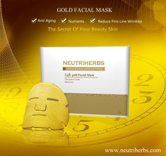 Gold Face Mask With Nano Gold, it is the most luxury for the anti-wrinkle facial mask. Welcome private label, low minimums, affordable. Gold Face Mask, Private Label, Facial Masks, Anti Wrinkle, Beauty Skin, Natural Skin Care, Collagen, Anti Aging, Pure Products