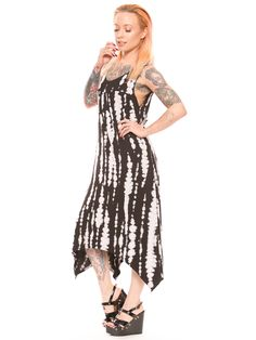 Midnight Run Dress available at  Grit N Glory