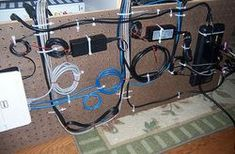 Room back-panel Swoon - cable management Severe anal retention is necessary to achieve this state of being!Swoon - cable management Severe anal retention is necessary to achieve this state of being!