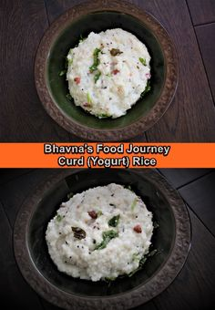 This is one of the easiest and tastiest rice recipe. It literary takes mins to prepare. You can dress it up different ways, I like it simple rice with yogurt and some tampering. It needs very few ingredients. You can serve this at room temperature. When I am the only one eating at home, this is one of my go to recipe. I sometime pack this for my flight when I know they are not serving any food during flight. This is a simple yet soul satisfying meal! Tasty Rice Recipes, Gluten Free Recipes, Few Ingredients, Vegetarian Cooking, Free Food, Yogurt, Journey, Meals, Simple