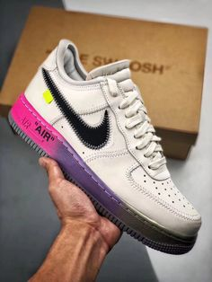 Supreme x CDG x Nike Air Force 1 Low Early Look JustFreshKicks