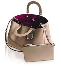 Diorissimo Bag in Nappa Leather Beige