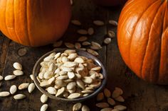 12 Uniquely Delicious Pumpkin Recipes for Your Slow Cooker **Slow Cooker Roasted Pumpkin Seeds** Easy Pumpkin Seeds, Pumpkin Seeds Benefits, Pumpkin Seed Recipes, Toasted Pumpkin Seeds, Nutritious Snacks, Healthy Snacks, Healthy Fats, Fall Snacks, Slow Cooker Roast