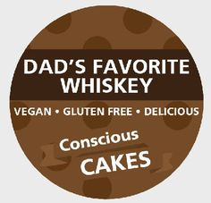 LIMITED EDITION Whiskey Cake for #Fathersday Check it out! Pint jar, $11.99