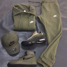 Nike Outfits – Page 4877344451 – Lady Dress Designs Swag Outfits Men, Tomboy Outfits, Dope Outfits, Trendy Outfits, Fashion Outfits, Men Nike Outfits, Men's Outfits, Fashion Fashion, Parisian Fashion
