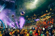 Are you ready for 24 hours of THON: dancing, visiting, videoing, selfies, costumes, encouragement, hugs, laughter and tears?