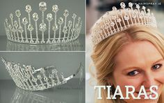 Royal Tiara No. 16 Wedding Tiaras, Royal Tiaras, Hairspray, Special Occasion, Things To Come, Sparkle, Bride, Crystals, Handmade