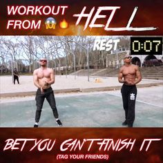 Hardest Workout EVER?   I Post These Every Morning At 6am EST   Follow Me On Instagram @KingKeto & Leave A Comment On This Video   Tag Your Friends! Hardest Workout EVER? I Post These Every Morning At 6am EST Follow Me On Instagram @KingKeto & Leave A Comment On This Video 🔥🔥🔥🔥🔥🔥 Tag Your Friends!(function(d, s, id) {  var js, fjs = d.getElementsByTagName(s)[0];  if (d.getElementById(id)) return;  js = d.createElement(s); js.id = id;  js... http://abs