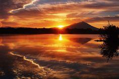 SUNRISE / αcafe   ソニー #sunrise #朝日