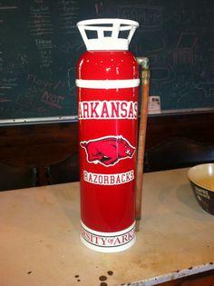 Extinguisher I Painted