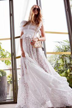 Elie Saab Resort 2019 Fashion Show Collection