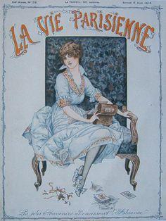 La Vie Parisienne August 5, 1910
