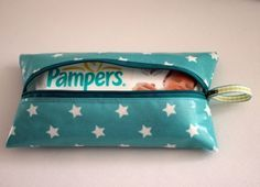 Feuchttuchtasche für Baby-Feuchttücher
