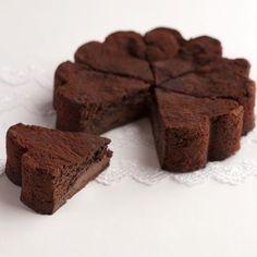 Dark chocolate cake ☆