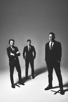 Interpol by Eliot Lee Hazel