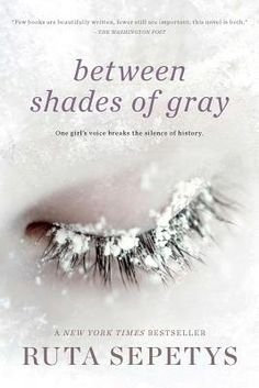 Historical fiction, a moving story about a teen going through Stalin's deportation of Baltic people during WWII.  The GOOD Shades of Gray Book!