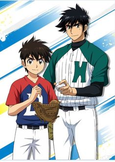 Major Season 6 Sub Indo : major, season, Major, Ideas, Sports, Anime,, Baseball, Majors