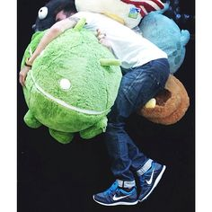 """Drama from, """"Young and Reckless,"""" leaping into a pile of Squishable awesome! #plush"""