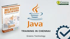 Choose Greens Technology for Java Training in Chennai. Our Java training in Chennai is developed in compliance with current IT industry. We provide the best Java training in Chennai covering entire course modules during the Java classes. Java training in Chennai is scheduled on weekdays, weekends and fastrack classes.  To Know More, Call US: +91- 89399 15577, 044-43511623 for More Details.