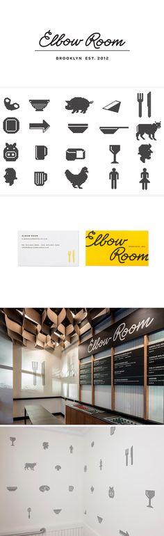 identity / elbow room, restaurant