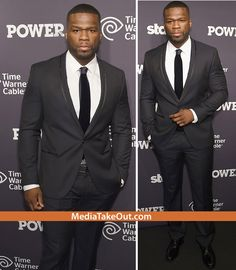 Yesterday Was The RED CARPET PREMIERE Of 50 Cent's Show POWER . . . It's Probably Our FAVORITE SHOW On TV . . . Behind EMPIRE!!