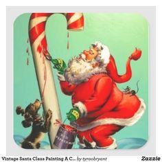 Vintage Birthday Cards, Vintage Greeting Cards, Vintage Christmas Cards, Retro Christmas, Vintage Valentines, Vintage Holiday, Christmas Greeting Cards, Christmas Greetings, Vintage Gifts
