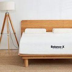 Best Seller HOFISH 2019 Upgraded Balance-X 10 Inches Responsive Foam Mattress -Lumbar Support & Pressure Relief-CertiPUR-US Certified Memory Foam-Medium Feel-King Size online - Nicetopnice