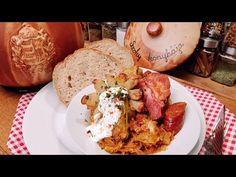 Hungarian Stuffed Cabbage [CC Eng Sub] / Szoky's kitchen Minion, French Toast, Paleo, Breakfast, Youtube, Christmas Open House Menu, Noel, Recipe, Morning Coffee