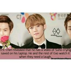 Poor Suho Oppa
