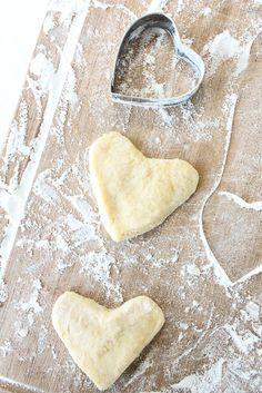 heart shape dOnuts