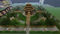 When you are playing Minecraft, and you want to be sure that you have the important and needed resou Minecraft Tree, Minecraft Garden, Minecraft Farm, Cool Minecraft, Minecraft Projects, Minecraft Designs, Minecraft Buildings, Minecraft Ideas, Minecraft Bridges