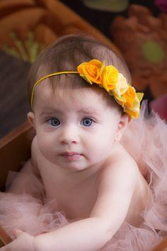 Faixa para bebê | NICE TIARAS E FAIXAS | Elo7