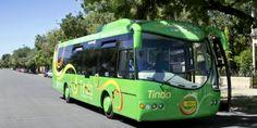 Cidade australiana oferece ônibus movido a energia solar gratuitamente