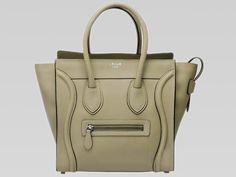 http://wbrandbagss.net/index.asp  CELINE 2012 Calfskin Micro Luggage Mini Bag In Milk-Tea Colour
