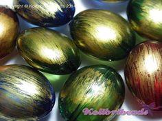 10x Perlenmix extragroße ovale  by KolibriBeadSupplies on Etsy, €1.25